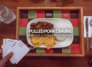 Pulled Pork craving? Head on to Rackshack
