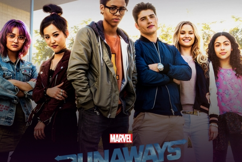 Escape with Marvel's Runaways on the same day as U.S. telecast with HOOQ