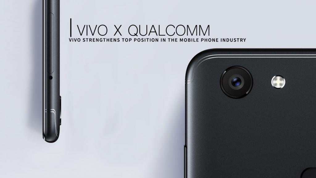 US$4-billion worth partnership between Vivo & Qualcomm
