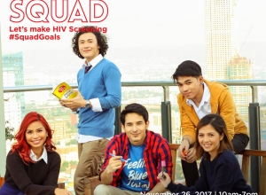 LoveYourself, Inc., 'Squad Goals' for World AIDS Day