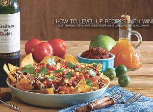 Level up your recipes with Casillero del Diablo Wines