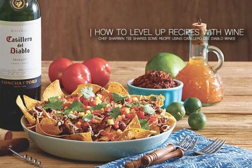 Level up your recipes with Casillero del Diablo Wines