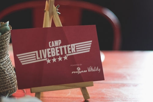 Catch the final episode of Camp LiveBetter by Philam Vitality!