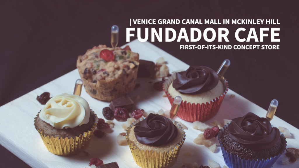 Fundador Café, first-of-its-kind concept store opens at Venice Grand Canal Mall in McKinley Hill