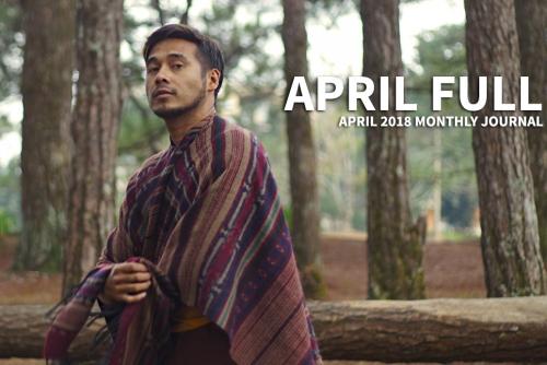 April 2018: April Full