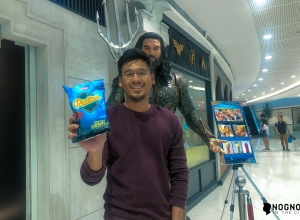 Aquaman approved! The new Piattos Spicy Seafood