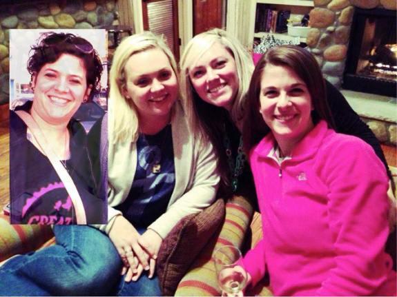 Friends and Sara