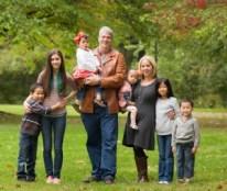 Olson family November, 2014