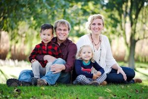 Kline-Laure-Family
