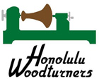 Honolulu Woodturners logo