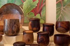 Gordon Tang, David Chung and John Fackrell Hawaiian Calabashes