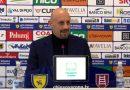 """Lazio-Chievo, Di Carlo: """"Sono contento per la squadra, per i tifosi e per l'orgoglio. Fino alla fine giocheremo così"""""""