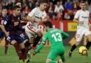 Gli avversari in Europa League della Lazio: il Siviglia pareggia, in extremis, in casa e si allontana dalle prima tre della Liga