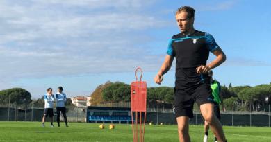Lazio: la nota stampa della società in merito all'intervento di Lucas Leiva