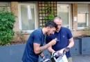 Lazio, scattano le visite mediche: foto e video