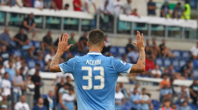 Acerbi Lazio Juventus
