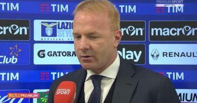 """Lazio-Bayern Monaco, Igli Tare: """"Abbiamo meritato di essere qui e sono fiero di questa squadra"""""""