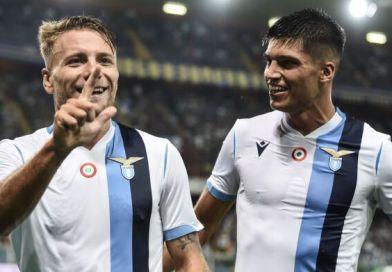 Lazio, primo giorno per Immobile, Acerbi e Correa