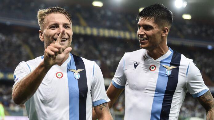 Lazio Immobile Correa