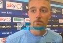 """Lazio-Inter, Milinkovic: """"Non c'è solo la mia firma sulla vittoria di questa sera, ma di tutta la squadra"""""""