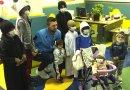 """Lazio, Acerbi in visita ai bambini di un ospedale in Arabia Saudita: """" Vedervi sorridere mi riempie il cuore"""""""