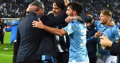 """Lazio-Roma, Simone Inzaghi: """"Con questa rabbia in corpo le partite le vinci. Questa vittoria è un segnale importante"""""""