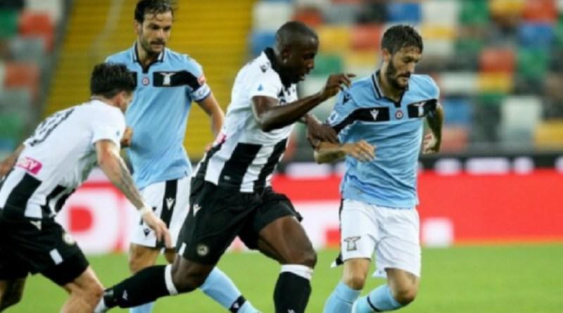 Udinese. Lazio.