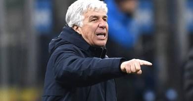 """Obiettivo Champions, Gasperini: """"Non molla nessuno, sette partite sono tante…"""""""
