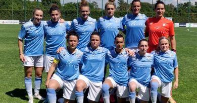Domenica 9 maggio 2021: la Lazio Women conquista la promozione in Serie A!
