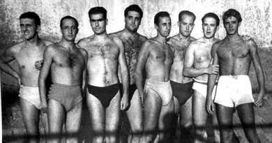 Lazio Pallanuoto, dopo 76 anni lo scudetto del 1945 è tuo!