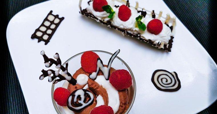 Mousse Cioccolato e Peperoncino
