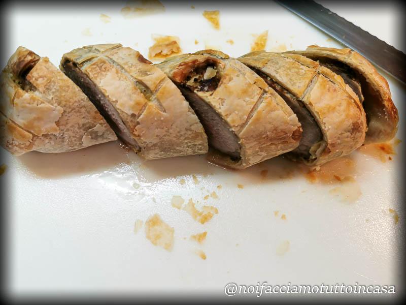 Filetto di Maiale alla Senape in Crosta