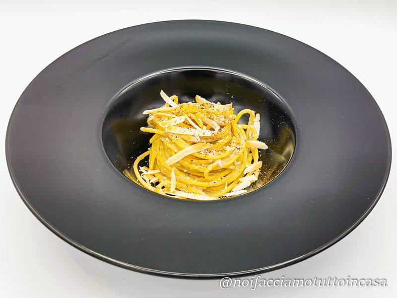 Spaghetti Cacio e Pepe Alternativi