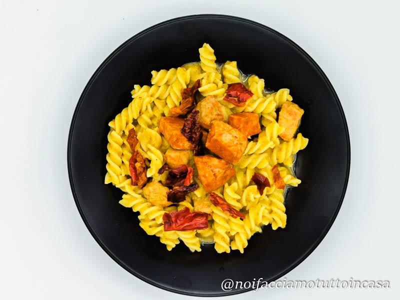 Fusilli Gluten Free con Pesce Spada e Broccoli
