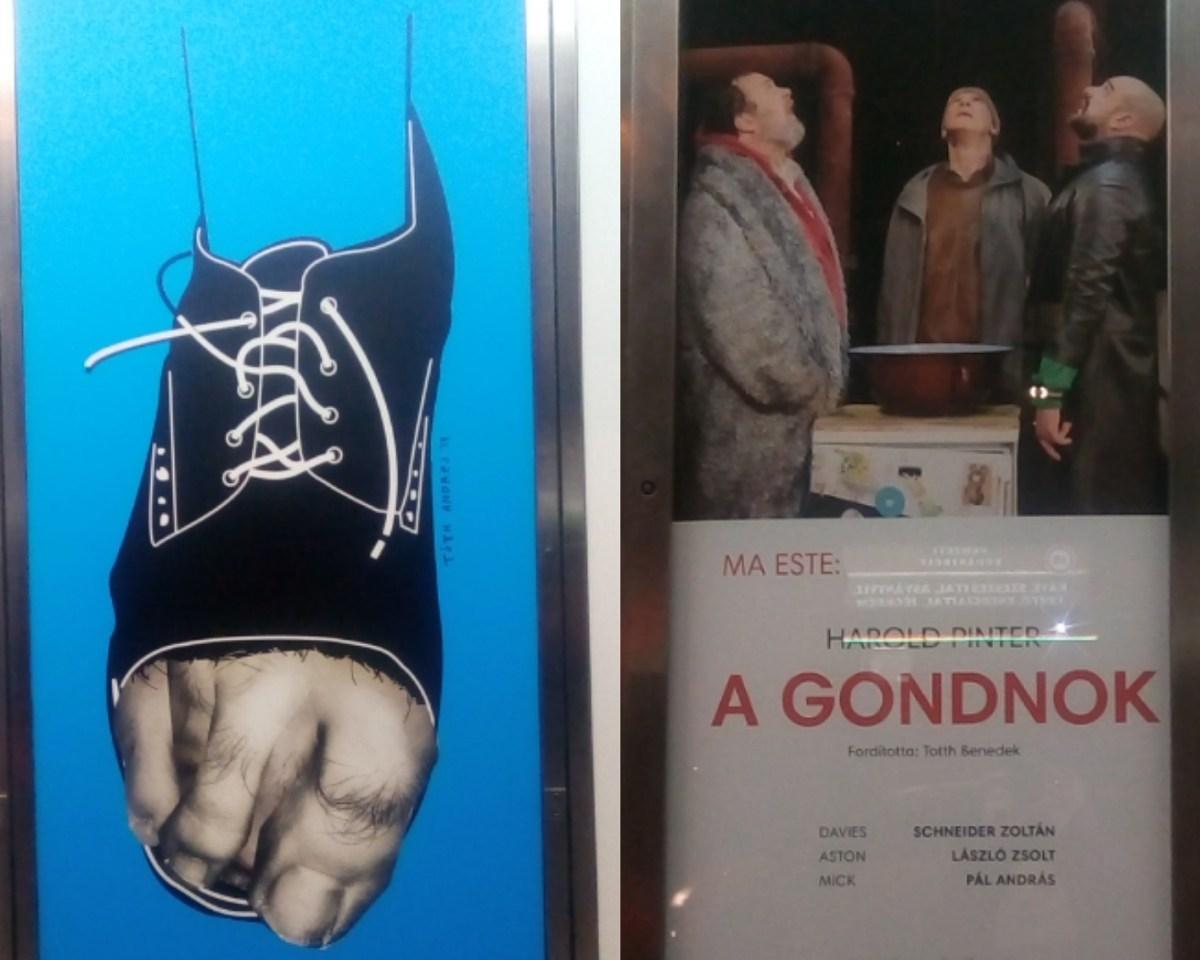 A Nobel-díjas Harold Pinter darabja, A gondnok debütált a Radnóti Színházban