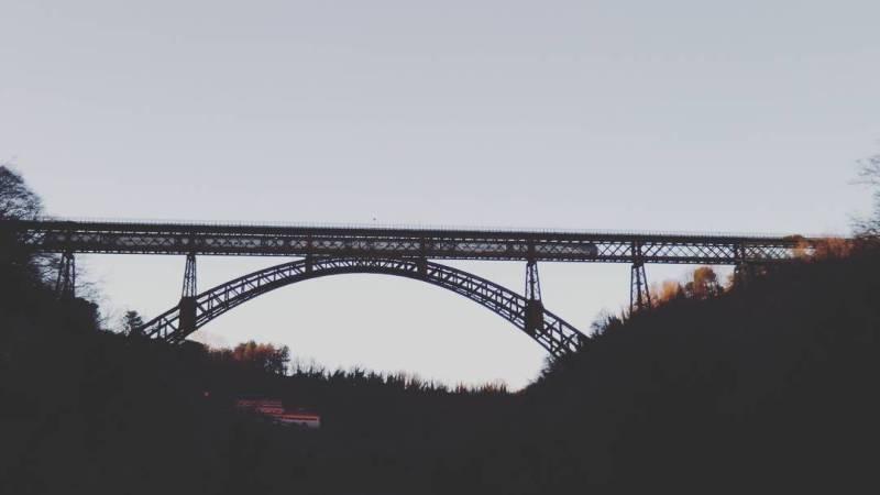 Passeggiare sull'Adda: Dalla centrale Bertini al Ponte di Paderno