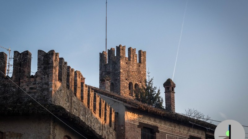 Grazzano Visconti: Unreal country in reality