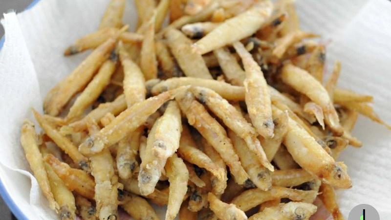 Fried alborelle
