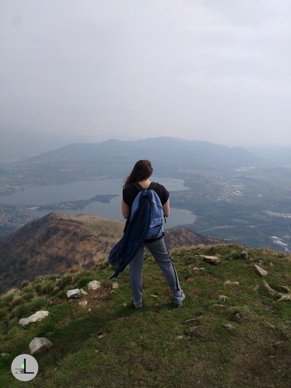 Salire al Cornizzolo: il balcone sulla pianura