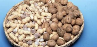 allergia alle arachidi