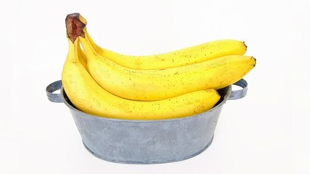 Svezzamento: Dessert di Banana preparato con il Bimby