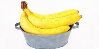 Dessert alle banane