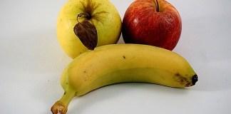 passata di mela e banana