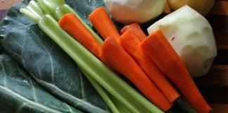 Pappa carote e sedano