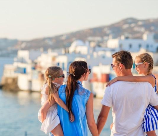 vacanze in grecia con bambini