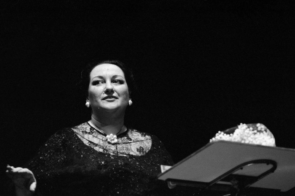 Grandi voci alla Scala Montserat Caballé