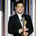Rami Malek Bohemian Rhapsody Golden Globes