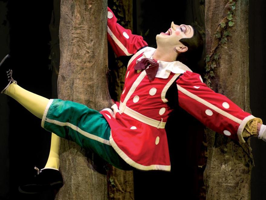Pinocchio il grande musical
