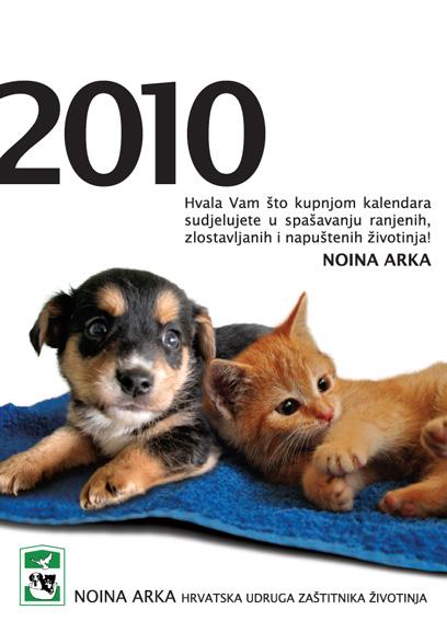 Kalendar 2010