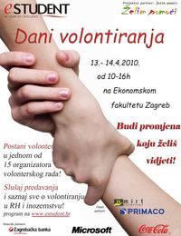 Noina Arka sudjeluje na Danima volontiranja